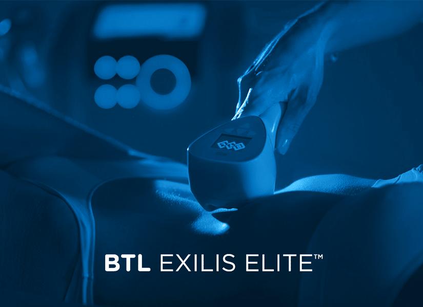 Exilis Elite - modelowanie sylwetki, redukcjia tkanki tłuszczowej