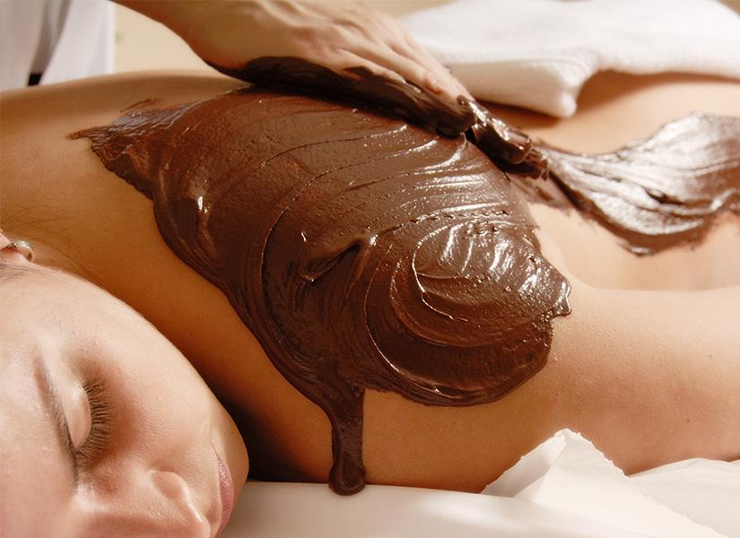Masaż czekoladowy ciała
